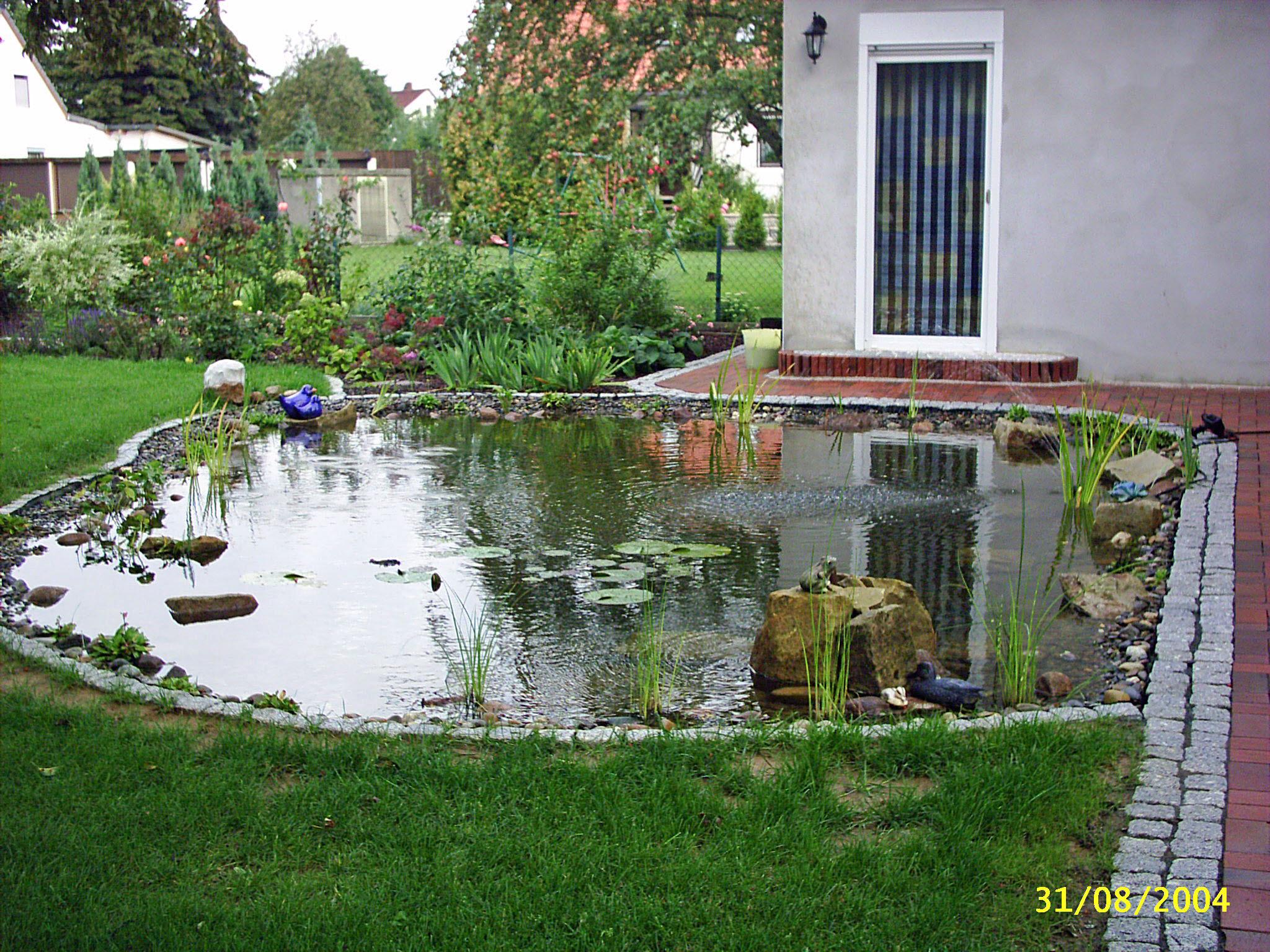 Garten Und Landschaftsbau Am Rehmanger Teiche Und Wasserspiele